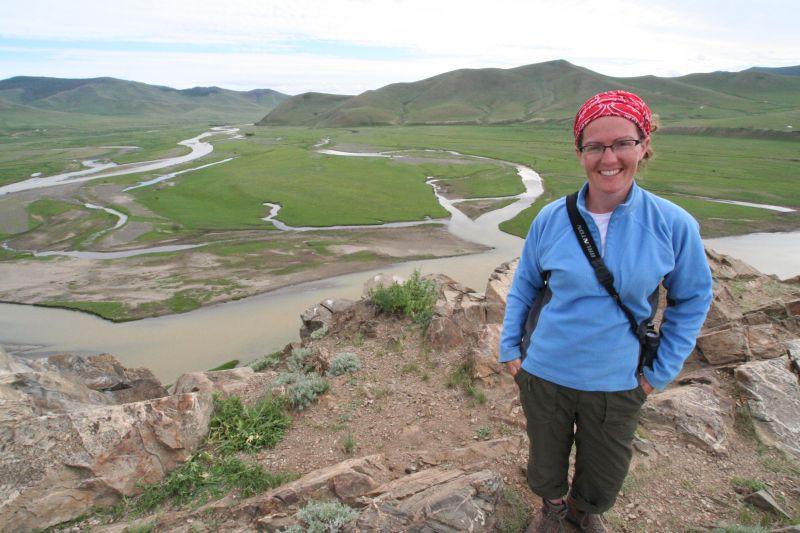 Pika research - Erdenetsogt Mongolia
