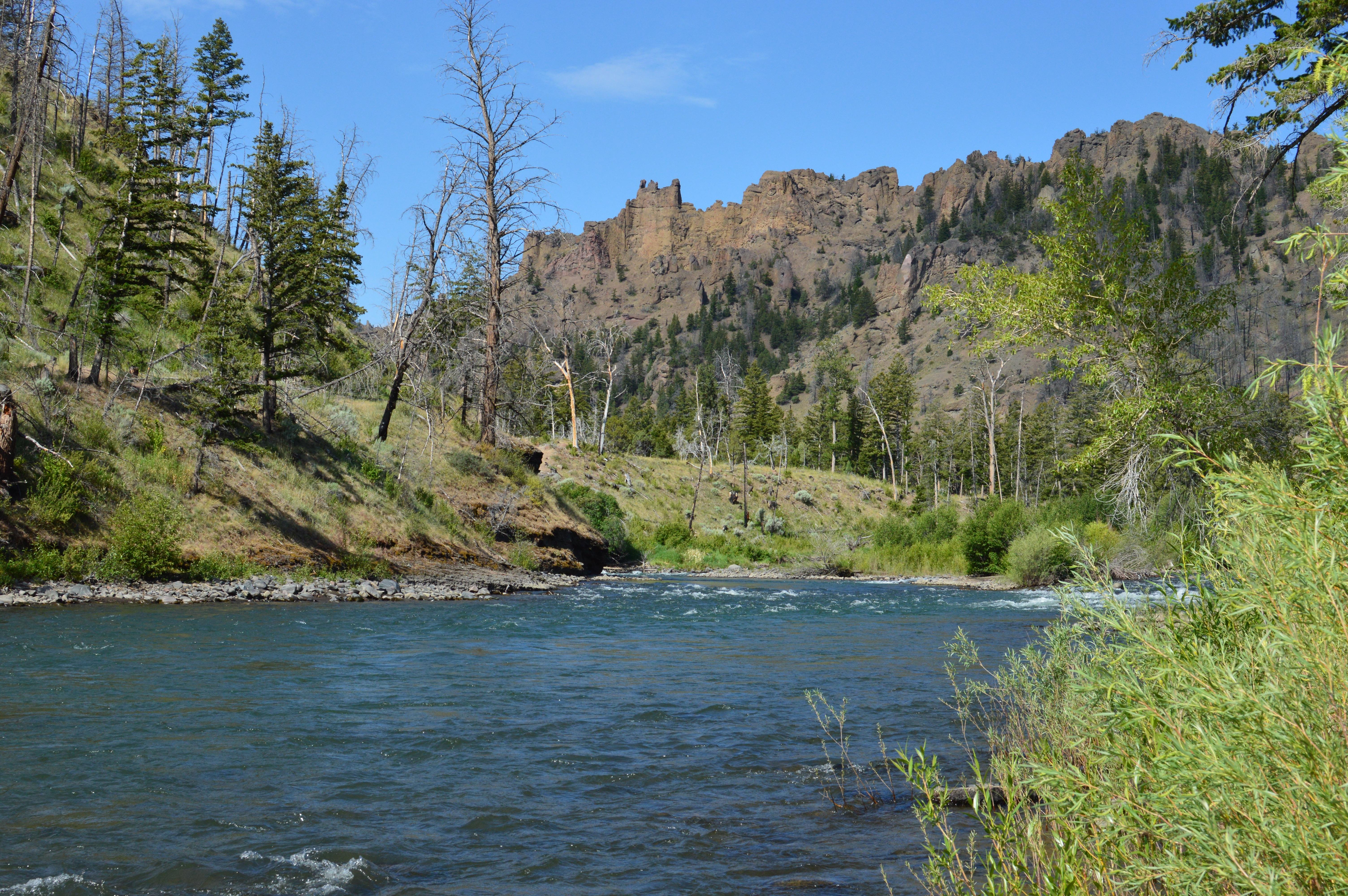 N. Fork Shoshone River