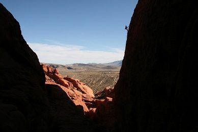 Anicka at Red Rocks